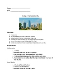 Design a Multiplication City