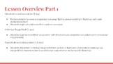 Design a Pizza Parlor - Sketchup CAD - STEM/STEAM