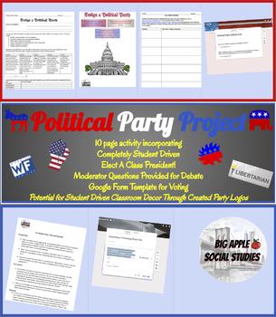 Design a Political Party