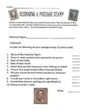 Design a Postage Stamp