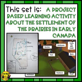 Design a Prairie Homestead Historical Thinking Activity