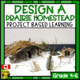 Design a Prairie Homestead A Historical Thinking Activity