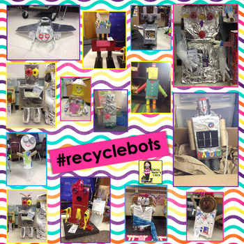 Design a RECYCLEBOT