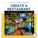 Design a Restaurant Project Based Learning