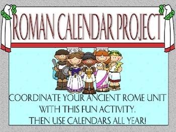 Design a RomanCalendar