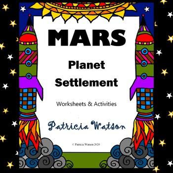 Mars: Planet Settlement Project