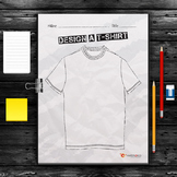 Design a T-Shirt Printable *Freebie*