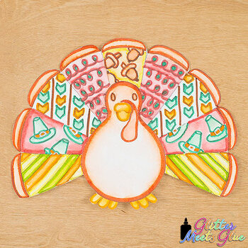 Design a Turkey in Disguise Game {Thanksgiving Activities & Art Sub Plans}