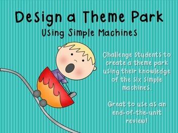 Design a Theme Park Using Simple Machines