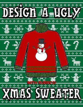 Design a Ugly XMAS Sweater