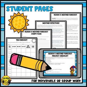 Design a Weather Forecast