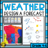 Weather Lessons- Design a Weather Forecast