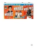 Sports Marketing & Business: History of Wheaties & New Box Design Project