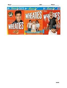 Sports Marketing & Business: History of Wheaties & New Box