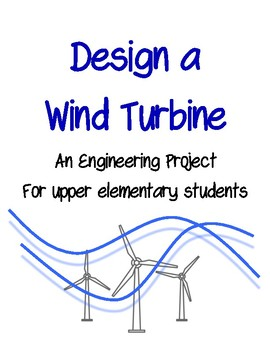 Building A Wind Turbine Worksheets & Teaching Resources | TpT