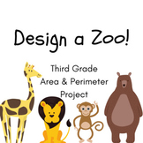 Design a Zoo -- AREA and PERIMETER project