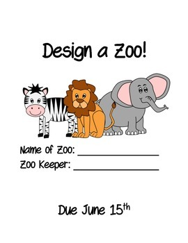 Design a Zoo Project!