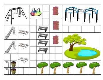 Design a park