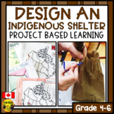 Design an Aboriginal Shelter Historical Thinking Activity