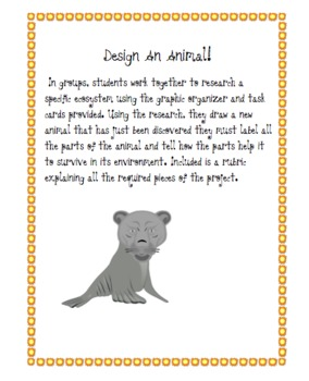 Design an Animal