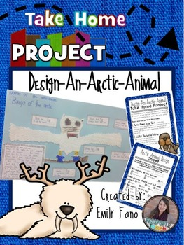 Design an Arctic Animal Take Home Project