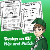 Design an Elf Mix and Match Handout