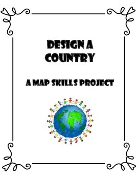 Design an Island: A Map Skills Project