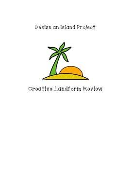 Design an Island: Landform Project