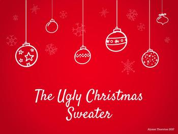 Design an Ugly Christmas Sweater