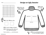 Relating Fractions to Decimals - Design an Ugly Sweater