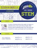 Design an Umbrella - STEM Lesson Plan