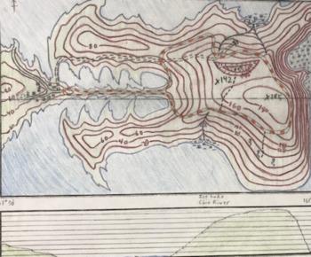 Design an Island Using Contour Lines- MidnightStar