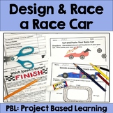 Project Based Learning Math - Race Car