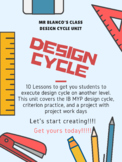 "Design cycle MYP ""D cycle"""