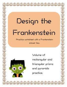 Design the Frankenstein Volume Activity