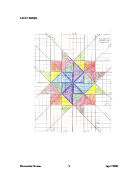 Design with Linear Equations Activity