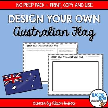 Design your own Australian Flag