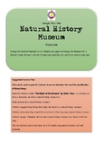 Design your own Natural History Museum