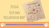 Design your own Neighborhood Map (Map Skills: Map Key, Com