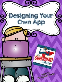 Design your own app (creative writing project)