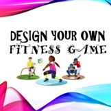 Design your own fitness game project