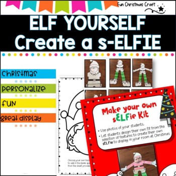 ELF_ Design your own sELFie kit!!