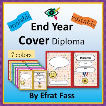 End of year diplomas