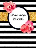 Designer Inspired Planner Cover
