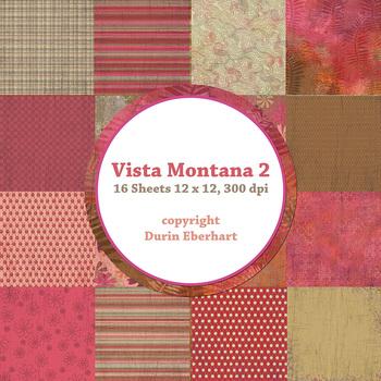 Designer's Resource: Vista Montana 2 Paper
