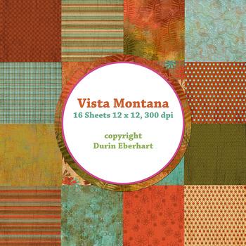 Designer's Resource: Vista Montana Paper
