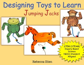 Designing Toys to Learn: Jumping Jacks