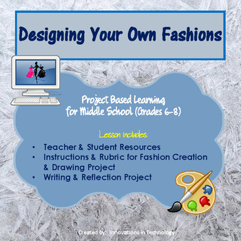 Designing Your Own Fashions