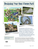 Designing Your Own Theme Park with Mathematics