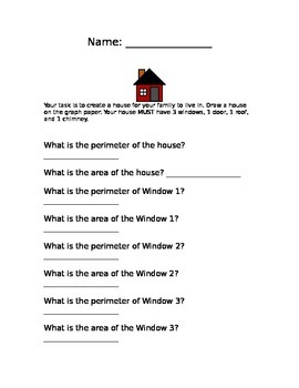 Designing a House with Perimeter and Area